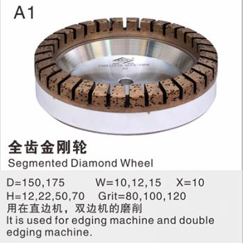 Segmented Diamond Wheel