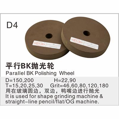 平行BK抛光轮