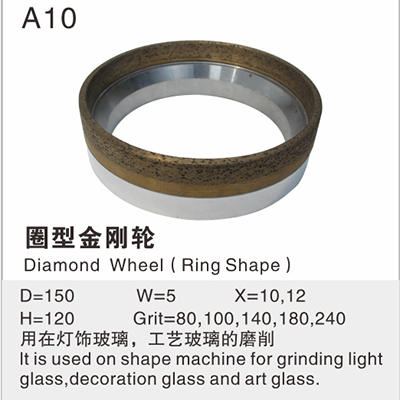 Diamond Wheel (Ring Shape)