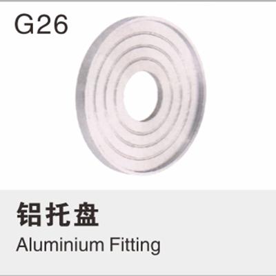 Aluminium Fitting G26