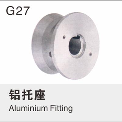 Aluminium Fitting G27