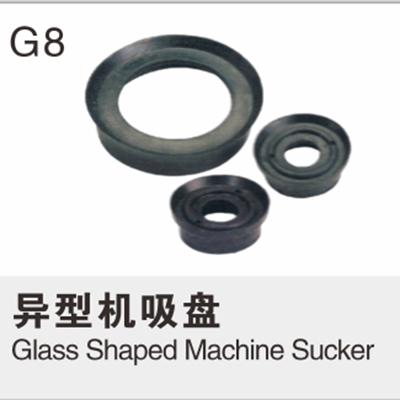 Glass Shaped Machine Sucker G8