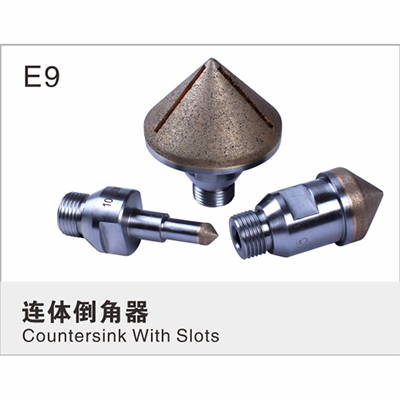 Countersink With Slots