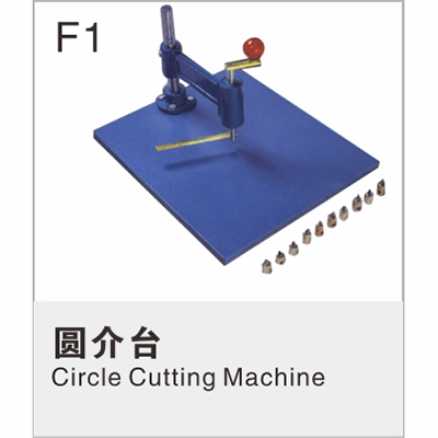Circle Cutting Machine