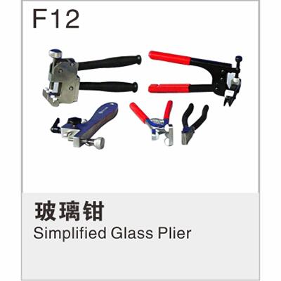 Simplified Glass Plier